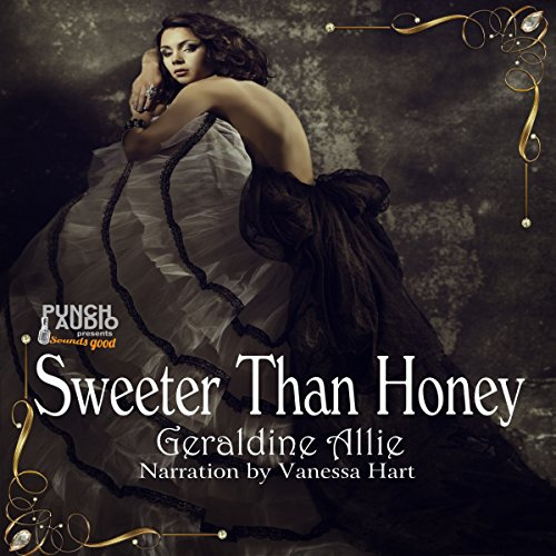 Sweeter than Honey audiobook cover art