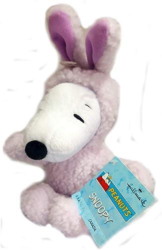 compras de moda online Hallmark Peanuts Peanuts Peanuts Plush Snoopy Easter Bunny Rabbit by Hallmark Snoopy  hasta un 70% de descuento