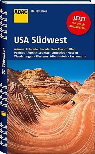 Preisvergleich Produktbild ADAC Reiseführer USA Südwest: Arizona Colorado Nevada New Mexico Utah