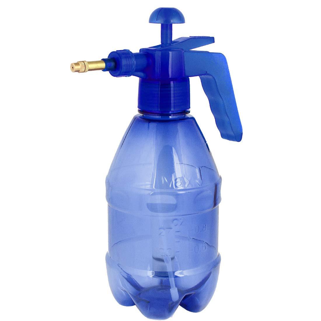 1.5L presión químicos pulverizador planta de jardín agua botella de Spray azul claro: Amazon.es: Bricolaje y herramientas