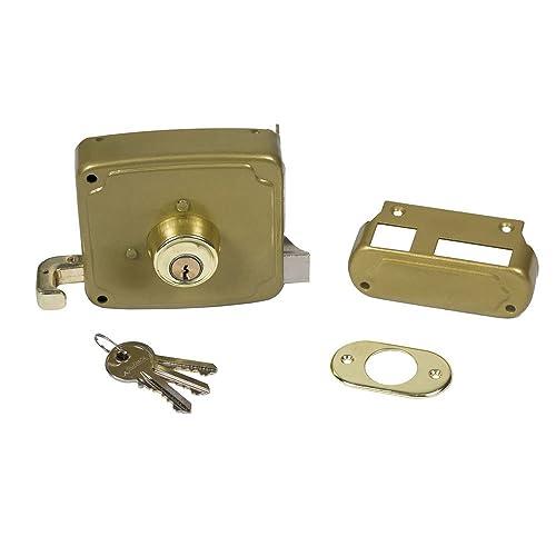 Wolfpack 3190105 Cerradura S7 / 4125 100Hb Izquierda Cilindro 50 mm