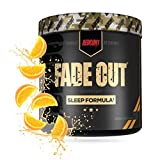 Redcon1 - Fade Out (Orange) 30 Servings, New Formula, Sleep Aid, Melatonin, Chamomile