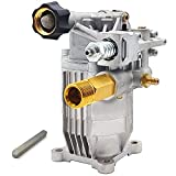 2400-2800 Pressure Washer Pump - Replacement Power Washer Pump Horizontal 3/4'' Power Pumps