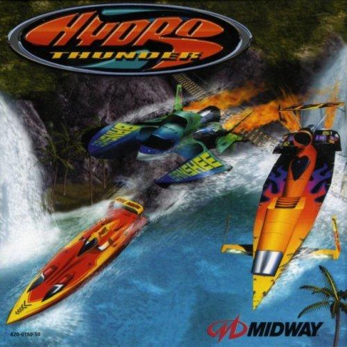 Hydro Thunder [Import: Francia]