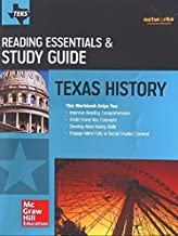 Texas History, Reading Essentials & Study Guide, Student Workbook, 9780021360567, 0021360561 (2015-05-03)