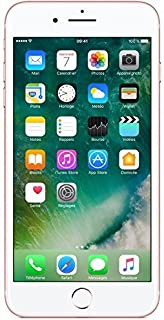 Apple iPhone 7 Plus 128GB - Oro Rosa - Desbloqueado (Reacondicionado)