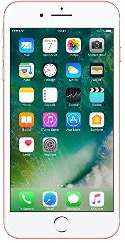 Apple iPhone 7 Plus 32Go Or Rose (Reconditionné)