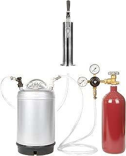 3 gallon keg kit