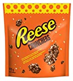 reese crunchers chocolate peanut butter mix, 170 gram