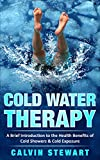 Cold Water Therapy: A Brief Introduction to the Health Benefits of Cold Showers & Cold Exposure