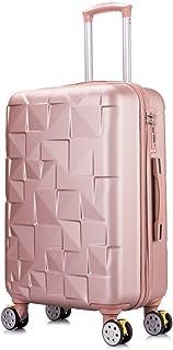 20-Inch Trolley Case,Universal Wheel,Boarding,Student Luggage,Men and Women Suitcase Waterproof Wear-Resistant,D