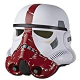Star Wars Black Series – Casque électronique The Mandalorian Incinerator Stormtrooper – Jouet Collection