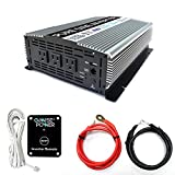 Best Pure Sine Wave Inverters - GoWISE Power 2000W Pure Sine Wave Power Inverter Review