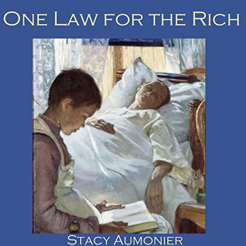 One Law for the Rich audiobook cover art