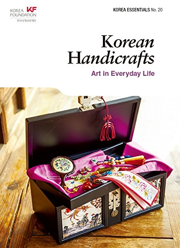 Compare Textbook Prices for Korean Handicrafts: Arts in Everyday Life Korea Essentials  ISBN 9788997639540 by Seoul Selection Editorial Team