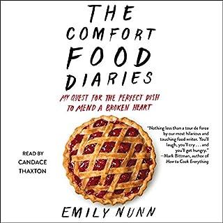 The Comfort Food Diaries cover art
