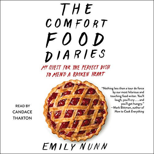 The Comfort Food Diaries cover art