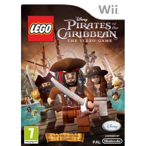 Lego Pirates of the Caribbean (Wii) [Edizione: Regno Unito]