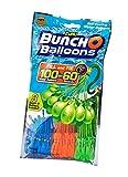 Zuru 1213 - Bunch o Balloons, 100 Wasserbomben in 60 Sekunden, selbst verschließend ohne Knoten, 9...