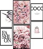 Calias® Mood-Poster Set Coco | 2X DIN A4 und 4X DIN A5 |