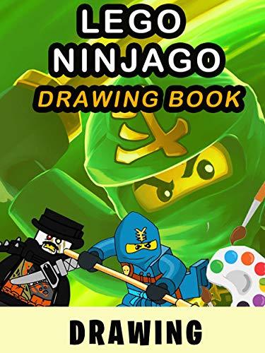 How to draw Lego Ninjago (English Edition)