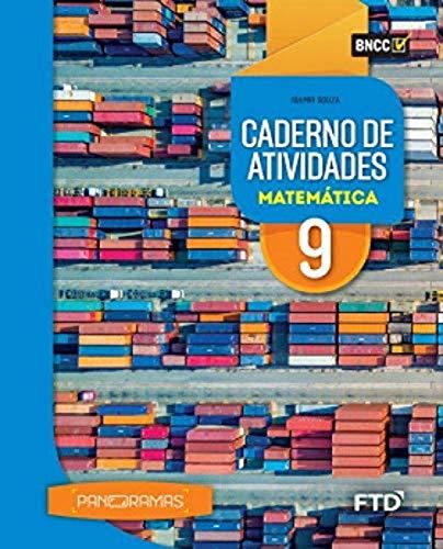 Panoramas Matemática - Caderno de Atividades - 9º ano