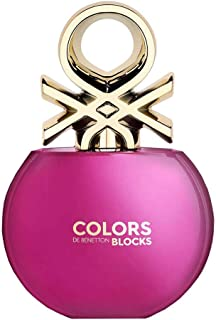 Benetton Colors De Benetton Pink For Her EDT Spray 80ml