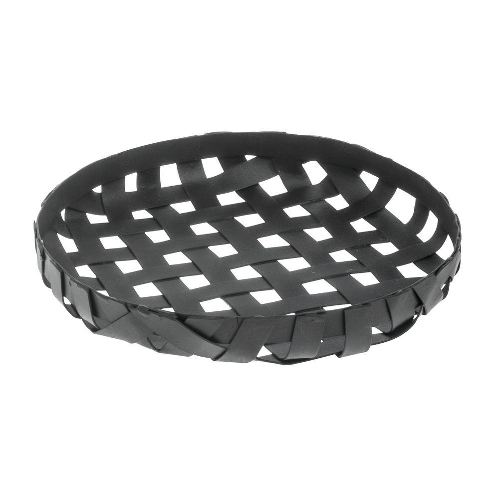 Hubert Black Metal Tobacco Basket - x 1 New life 2