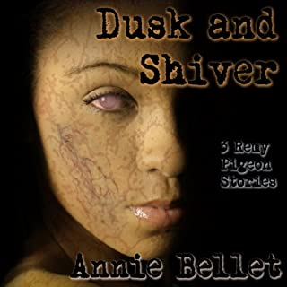 Dusk and Shiver audiobook cover art