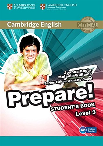 Cambridge English Prepare! Level 3 Student's Book