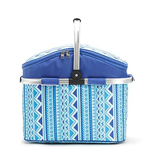 26L portable panier chauffant boîte de déjeuner thermique sac Bento sachet d'isolation sac à glace sacs de nourriture de cuisine récipient pour les enfants