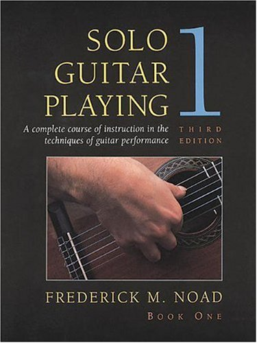 Best solo guitar playing book 1 for 2020