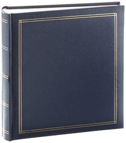 walther design ME-138-L Memo-Album Monza, blau für 200 Fotos 10x15