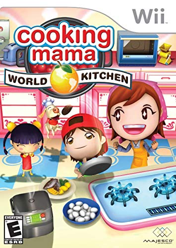 Cooking Mama World Kitchen (Renewed)