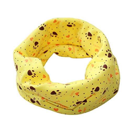 ZUMUii - Écharpe en coton chaud - Butterme - Pour enfants - Doux pour la peau - Écharpe pour 1 à 8 ans - - One Size