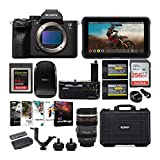 Sony Alpha a7S III Mirrorless Digital Camera Video Production Bundle (14 Items)