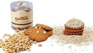 Healthy Oaties Cookies Handmade Oats and Peanut Butter Cookie (175 g)