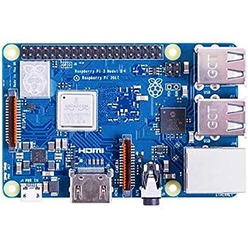 Raspberry Pi 3Modèle B+, Carte-mère