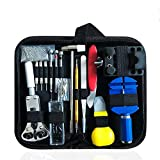 Mkulxina Tragbare Reparatur Werkzeug Set Uhr Reparatur Batterie Kombination Hardware Kit Zu Hause Professionelle -