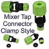 <span class='highlight'><span class='highlight'>Toolzone</span></span> GD156 Indoor kitchen mixer tap garden hose pipe connector