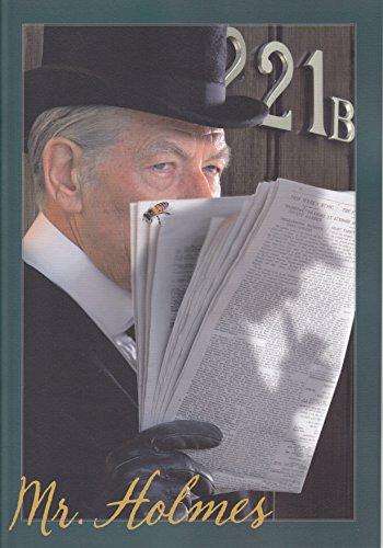 【映画パンフレット】 Mr.ホームズ 名探偵最後の事件