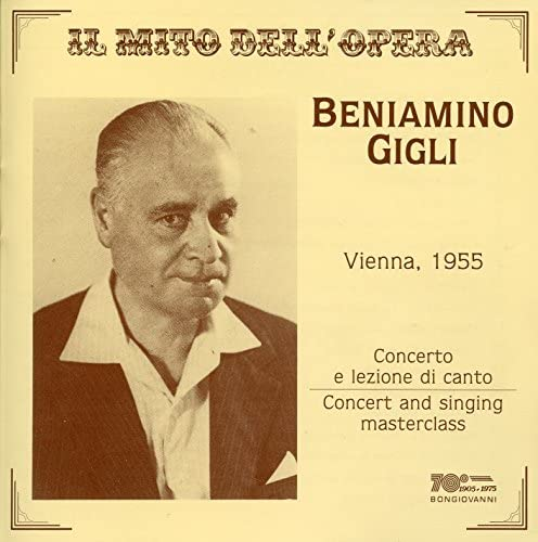 ベニアミーノ・ジーリ