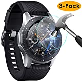 KIMILAR Compatible avec Samsung Galaxy Watch 46mm / Gear S3 Protection Écran, [3...