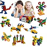 Whirligig STEM Toys for Girls & Boys   Building Blocks for 5 Year Old+   Creative Construction...