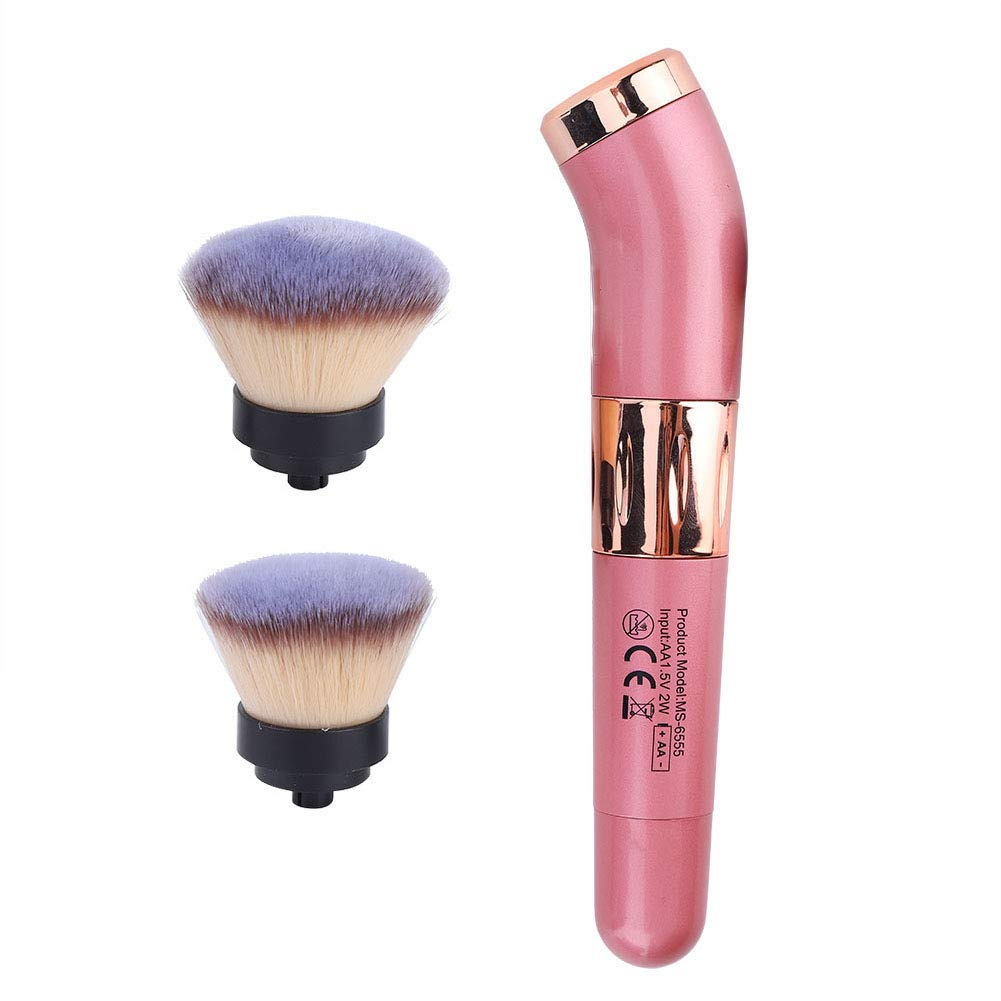 Limited price Electric Foundation Powder Brush Makeup Max 61% OFF Practical Delicate