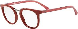 Armani EA3139 Eyeglass Frames 5721-49 - Bordeaux EA3139-5721-49