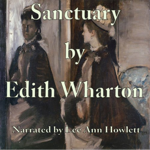 Sanctuary audiobook cover art