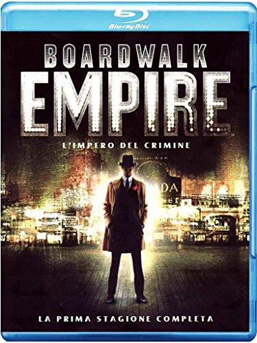Boardwalk empire - L'impero del crimineStagione01 [Blu-ray] [IT Import]