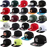 New Era Cap Snapback 9Fifty New York Yankees Seattle Seahawks Star Wars Brooklyn Nets Jaguars Los Angeles Dodgers UVM -