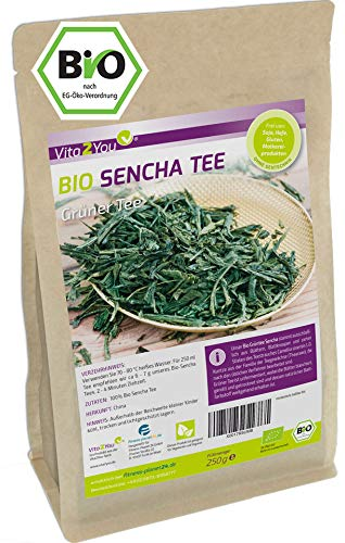 Vita2You -  Bio Sencha Tee 250g